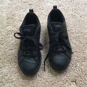 Boys Black adidas